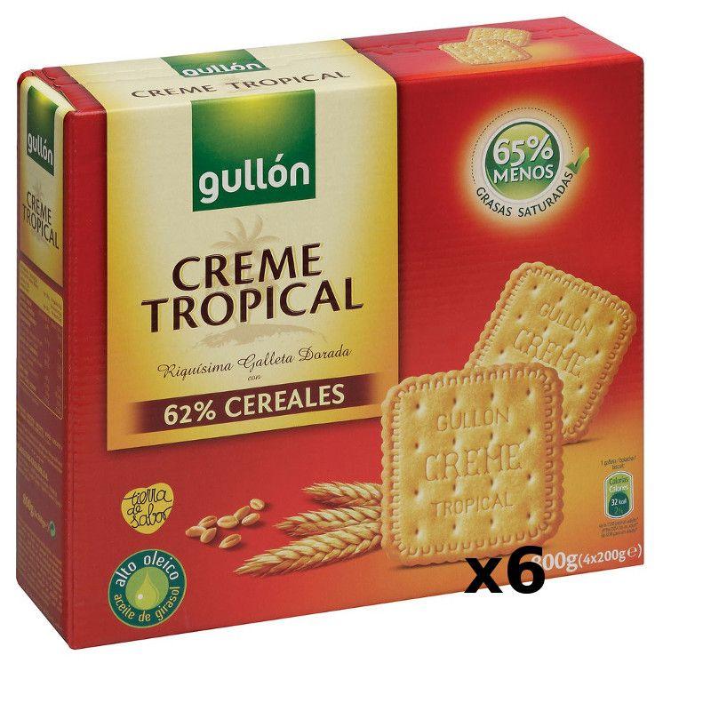 Tropical biskuite creme 800 Grs - Gullon kaufen bestellen Kekse - küche in polen kaufen