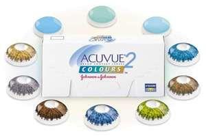 Got My Prescription Acuvue 2 Hazel Contacts Love It