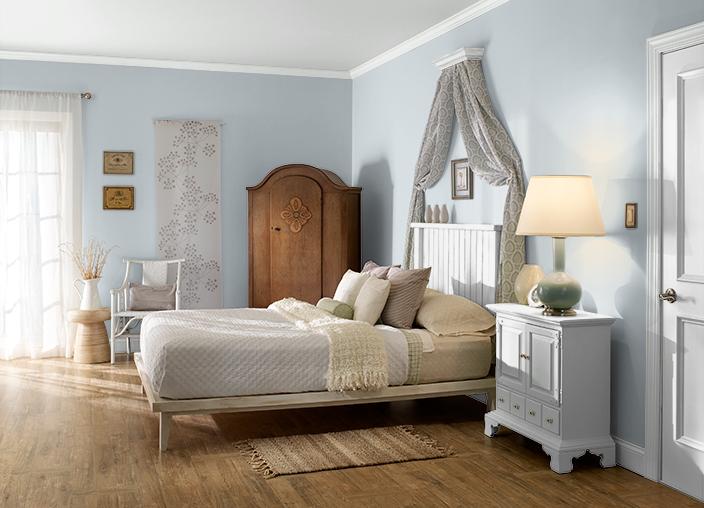 Behr.com. LIGHT DRIZZLE(N480-1), | Bedroom update ideas ...