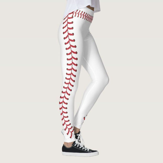 #baseball  #ball  #seam  #stitches  #pattern  #Leggings - Do you have ones like these? Probably not....