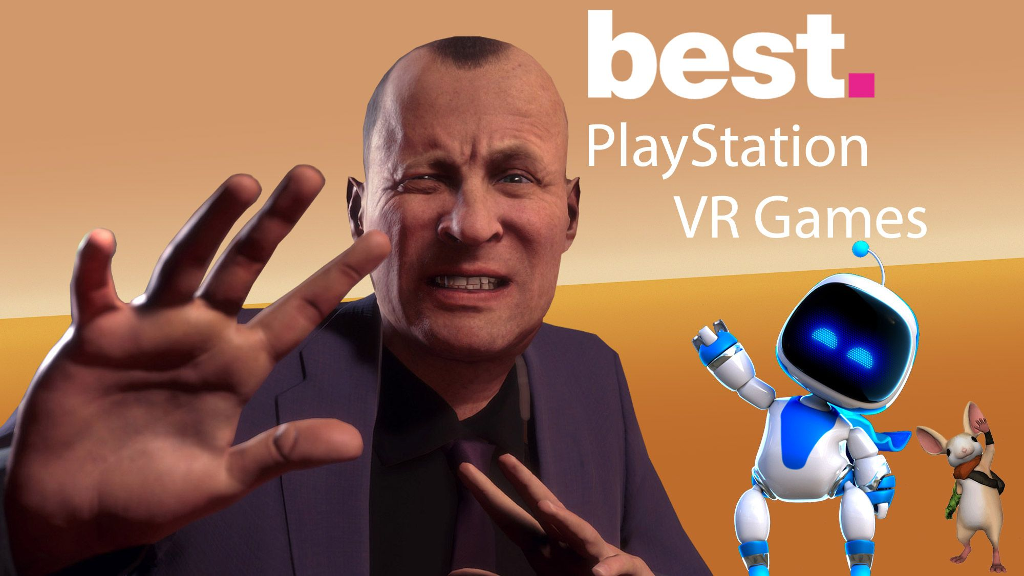Best PlayStation VR games 2020 the PSVR games you need to