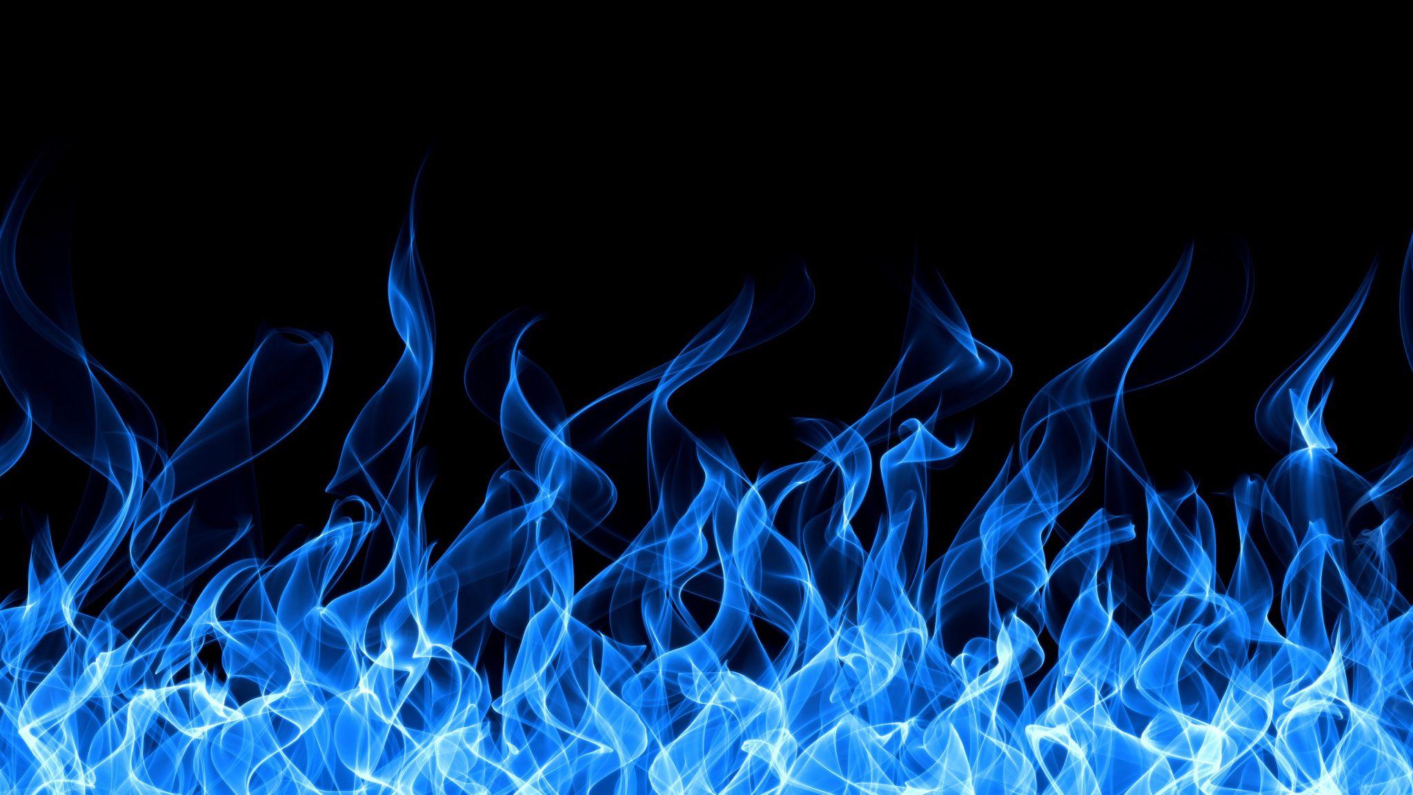 Blue Flames Graphic Design Blue Flames Black Background Images Eyes Wallpaper