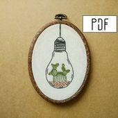 PDF Version  Cactus in a Han Terrarium Bulb