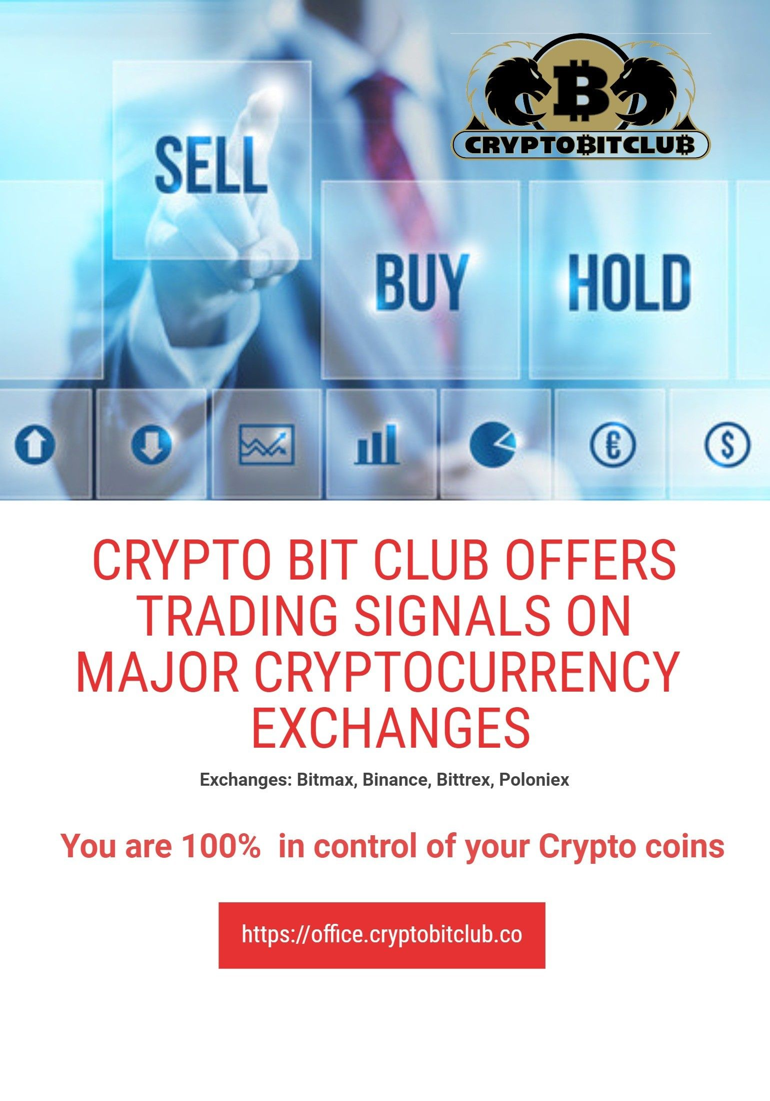 Crypto Bit Club Offers Trading Signals On Major Cryptocurrency
