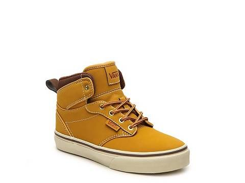 36cdbe7b6fe91f Vans Atwood Hi Boys Toddler   Youth High-Top Sneaker
