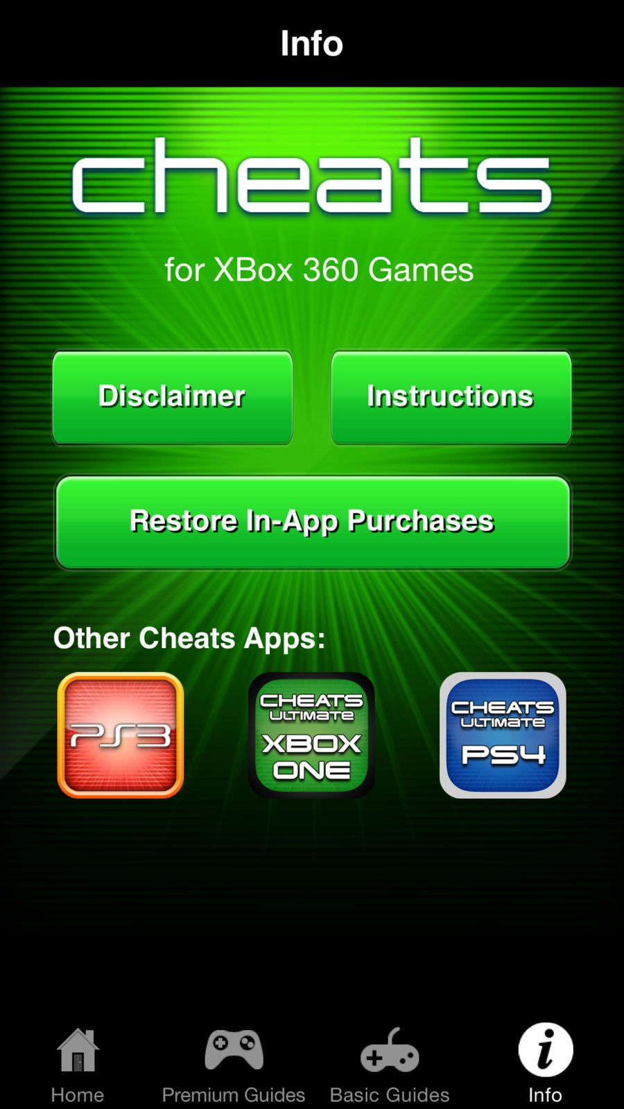 Cheats for XBox 360 Games Including Complete