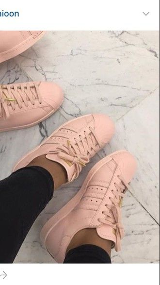 shoes adidas addias shoes modern fashon pink shoes pink adidas pastell shoes adidas shoes adidas superstars pink sneakers adidas supercolor sneakers nude adidas nude