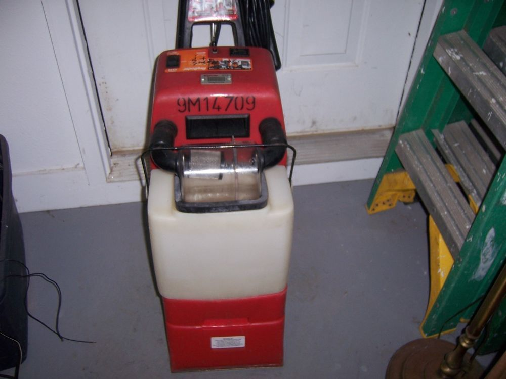 Rug Doctor Carpet Cleaner Extractor MP-R2AC Used