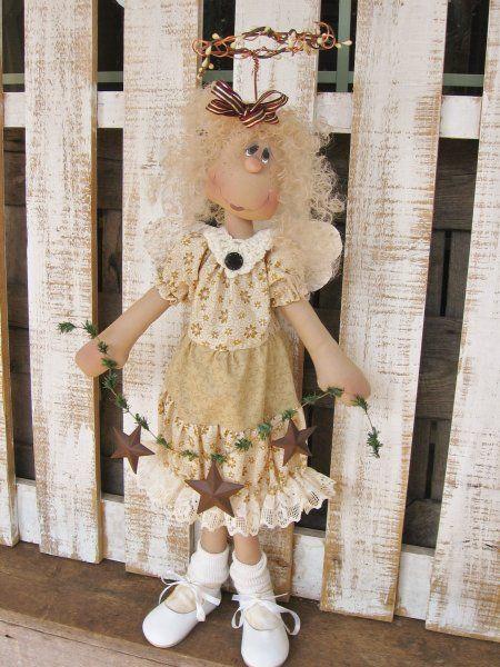 PatternMart.com ::. PatternMart: Wispy Willow Angel pm