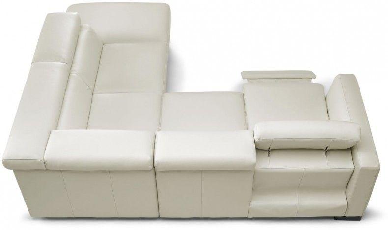 Modern Sectional Sofa Bed Design: Modern Italian Reclining Sectional