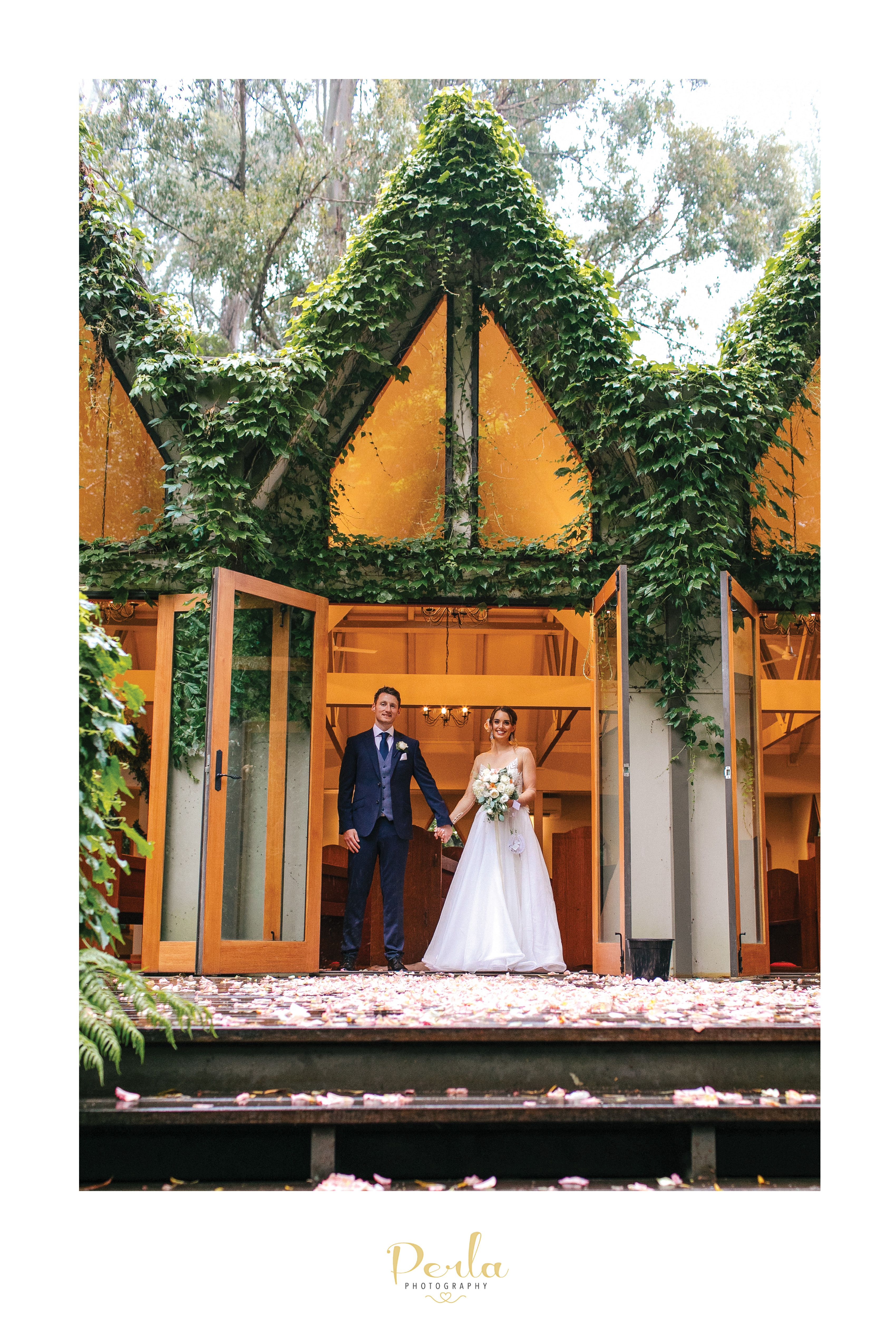 Tatra Reception Mt Dandenong Wedding Chapel Wedding Wedding