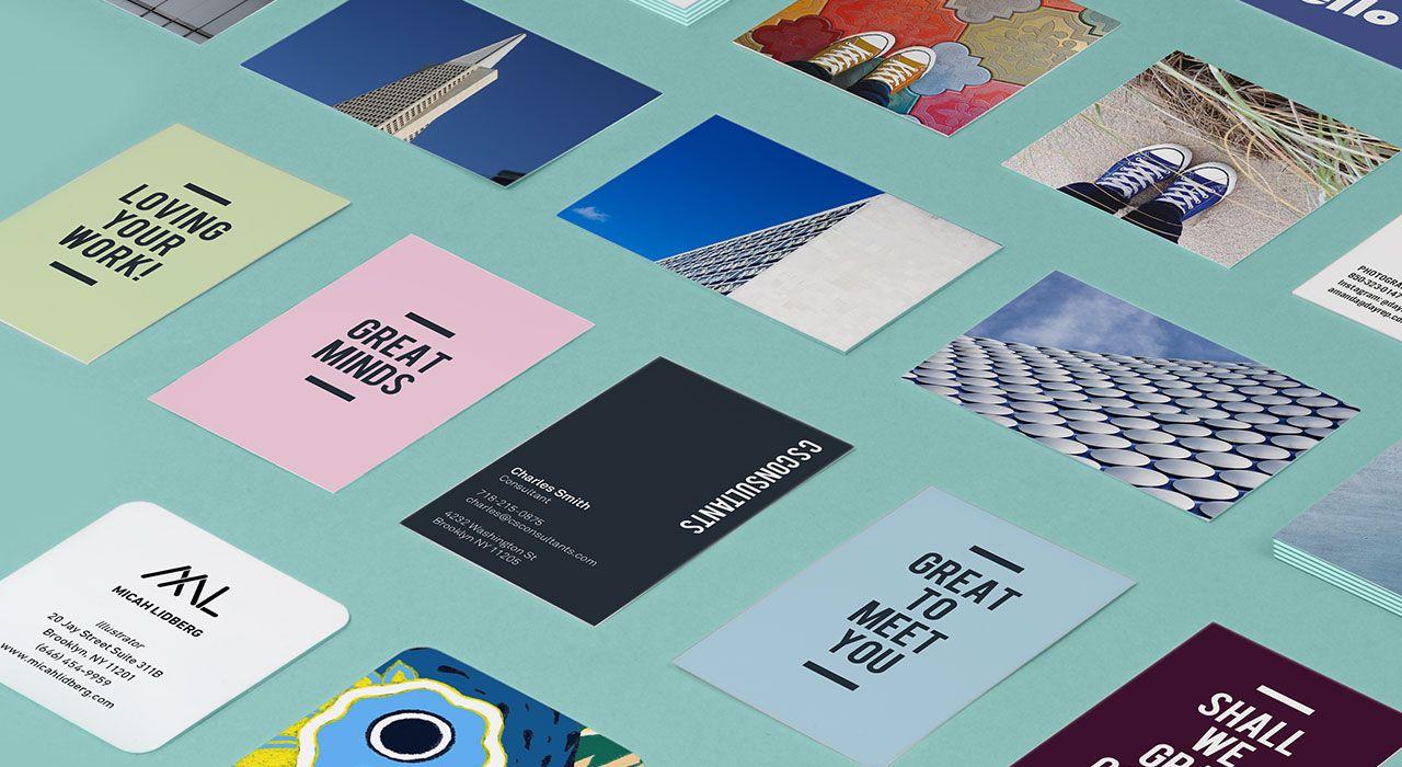 High Quality Business Cards Moo Com Amazon Business