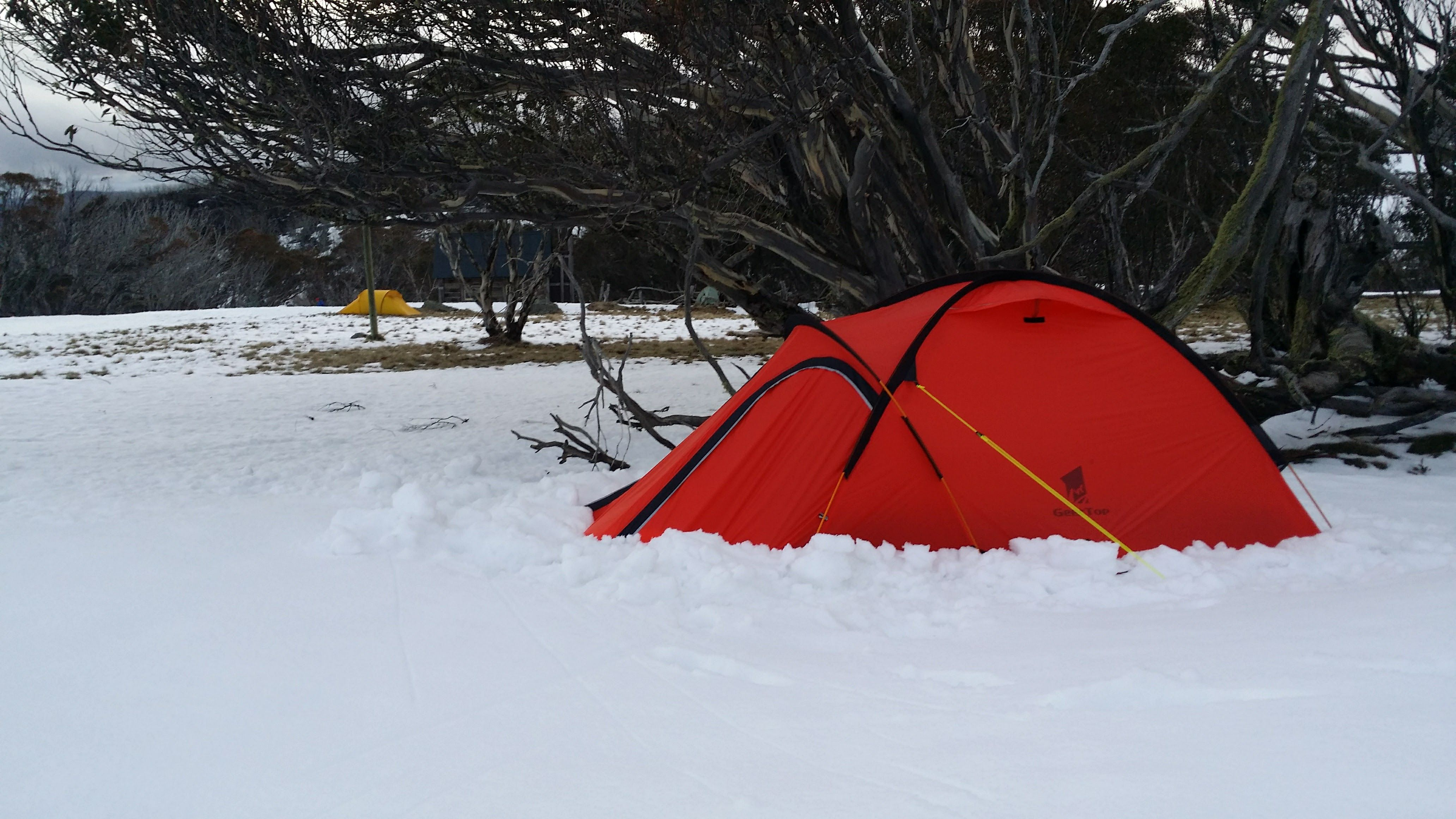 Stuffs Stimulates Winter C&ing-Use Backpacking Tent & Stuffs Stimulates Winter Camping-Use Backpacking Tent | camping ...