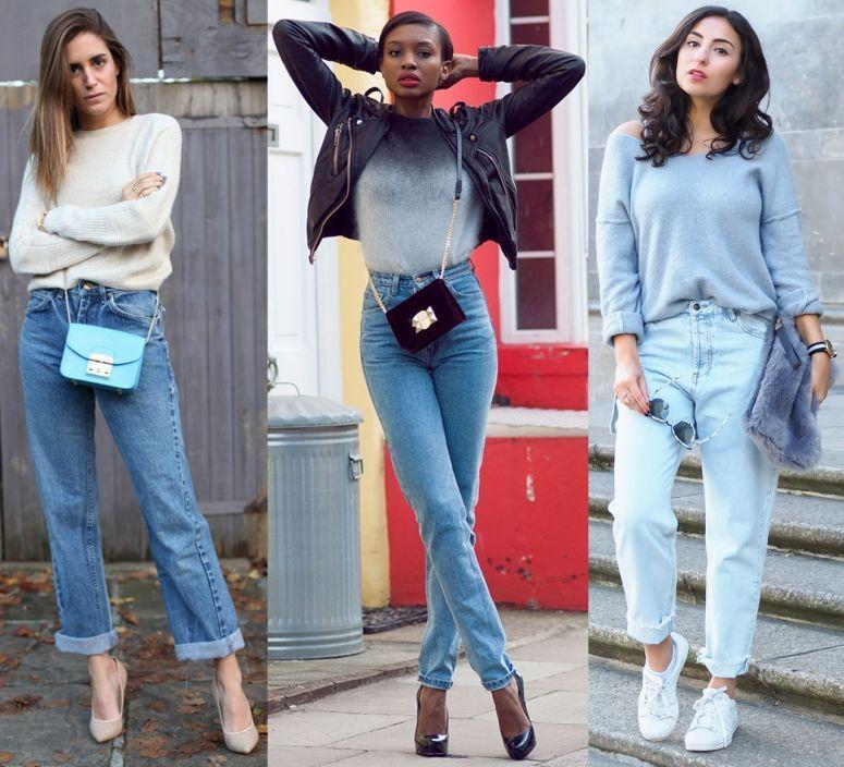 Mom jeans: aprenda a usar essa peça que une tendência e conforto