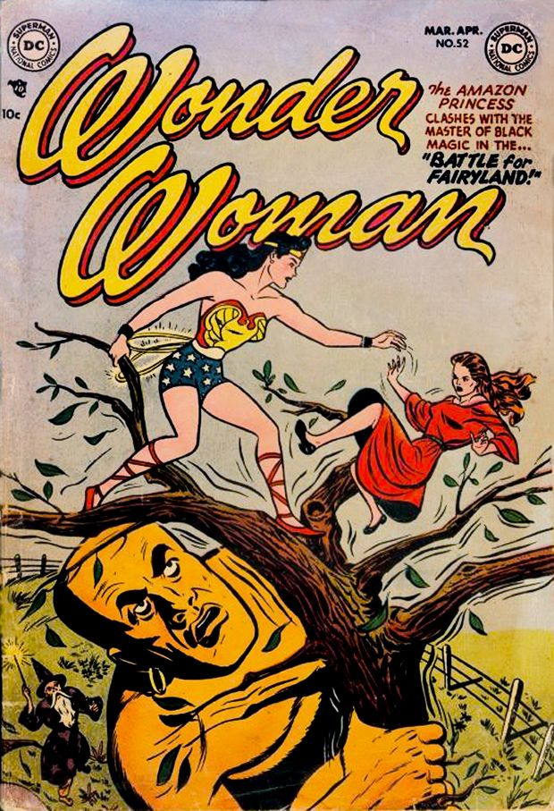 Weird Science DC Comics: Wonder Woman #29 Review and