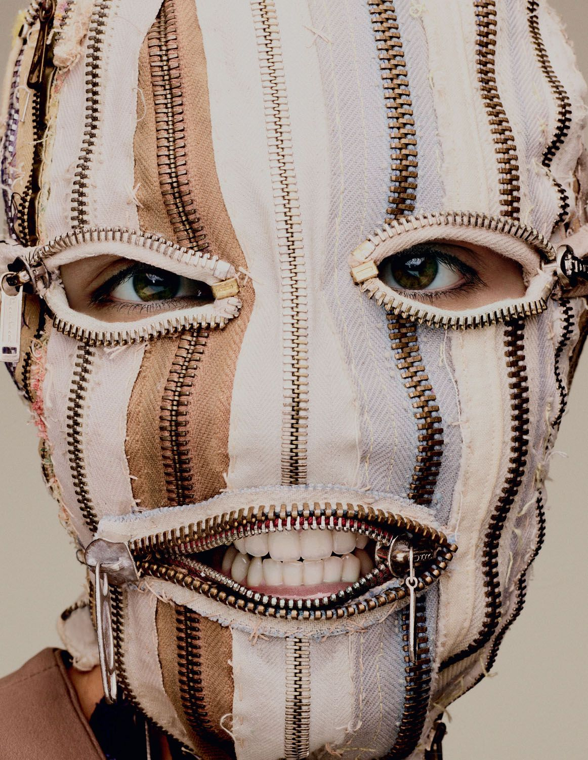 For 25 Years Armin Morbach Has Been Shaping A Universal Understanding Of Beauty Thanks To His Visual Aest Fashion Face Mask Fashion Face Editorial Photography