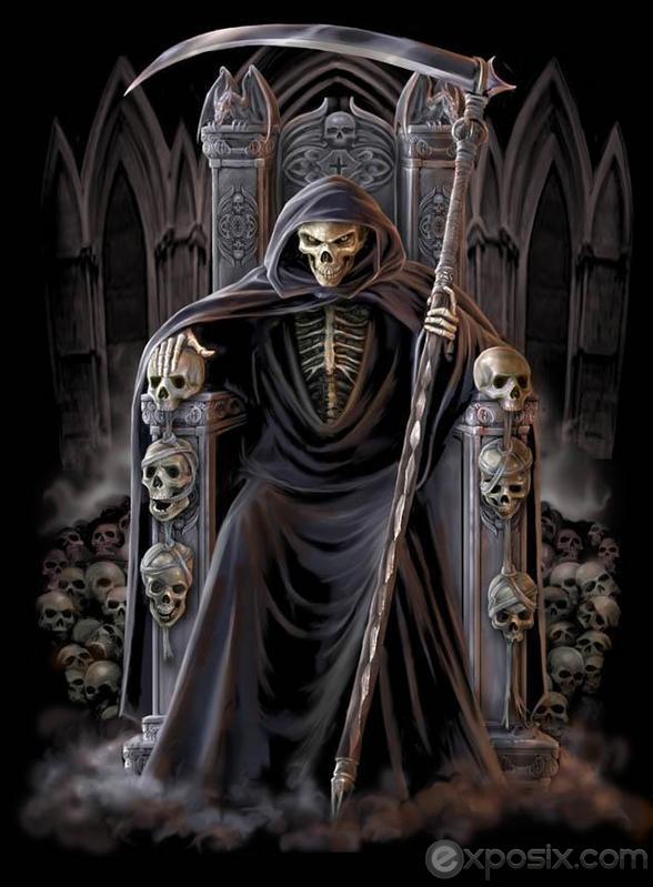 The Grim Hd Wallpapers Exposix Grim Reaper Art Grim Reaper Reaper