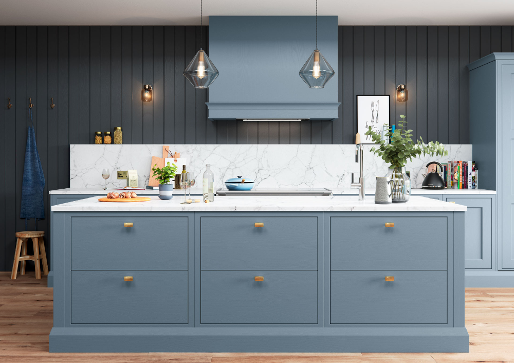 Baystone inframe redefined for 2019 Classic kitchens
