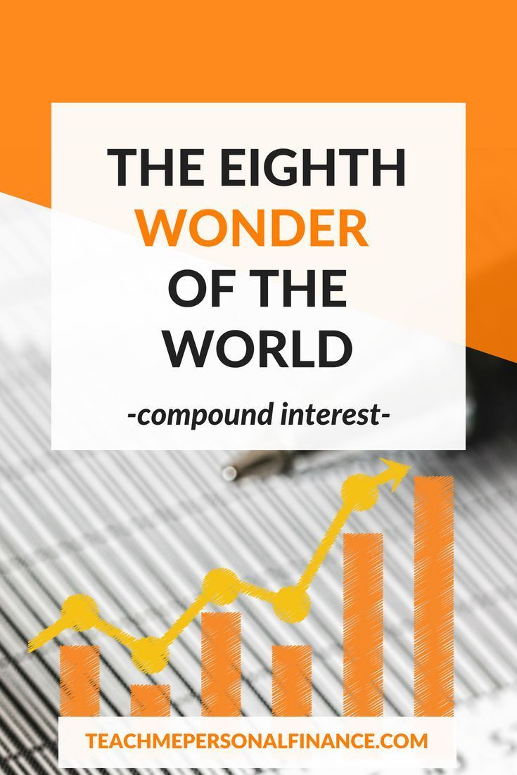 How does compound interest work the eighth wonder of the