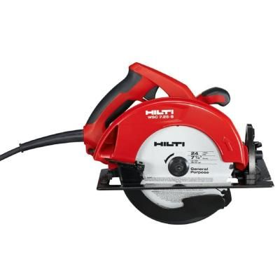 Hilti WSC 7.25-S 7-1/4 in. Circular Saw-427728 at The Home Depot