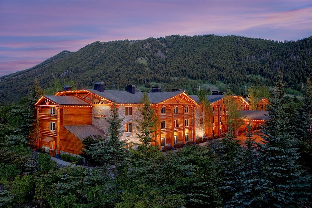 Visit Jackson Hole Park And Stay At The Lodge