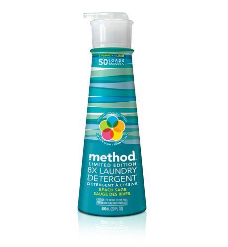 Method Laundry Detergent Beach Sage