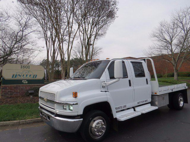 Cars For Sale Used 2004 Chevrolet Kodiak C4500 2wd Crew Cab For