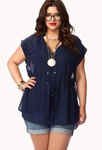 368e56b3ed5e Women s Plus Size Clothing at Forever 21+