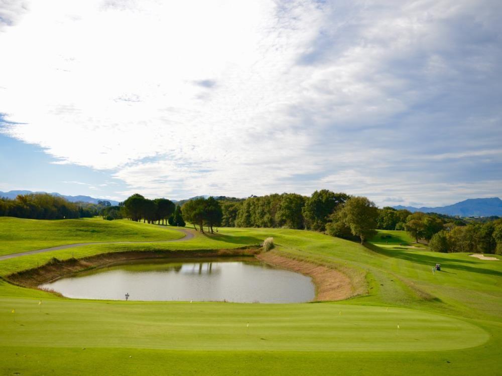 Makila Golf Club Bayonne Bassussarry à Bassussarry Bayonne Golf Terrain De Golf