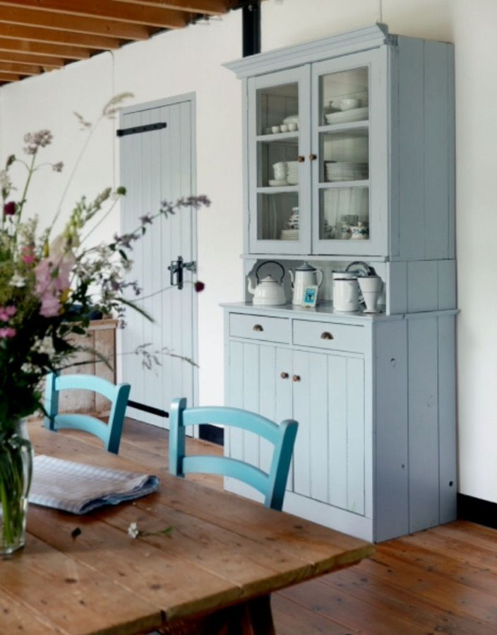 """This cosy cottage dining area is from our feature """"Green Fingers"""""""