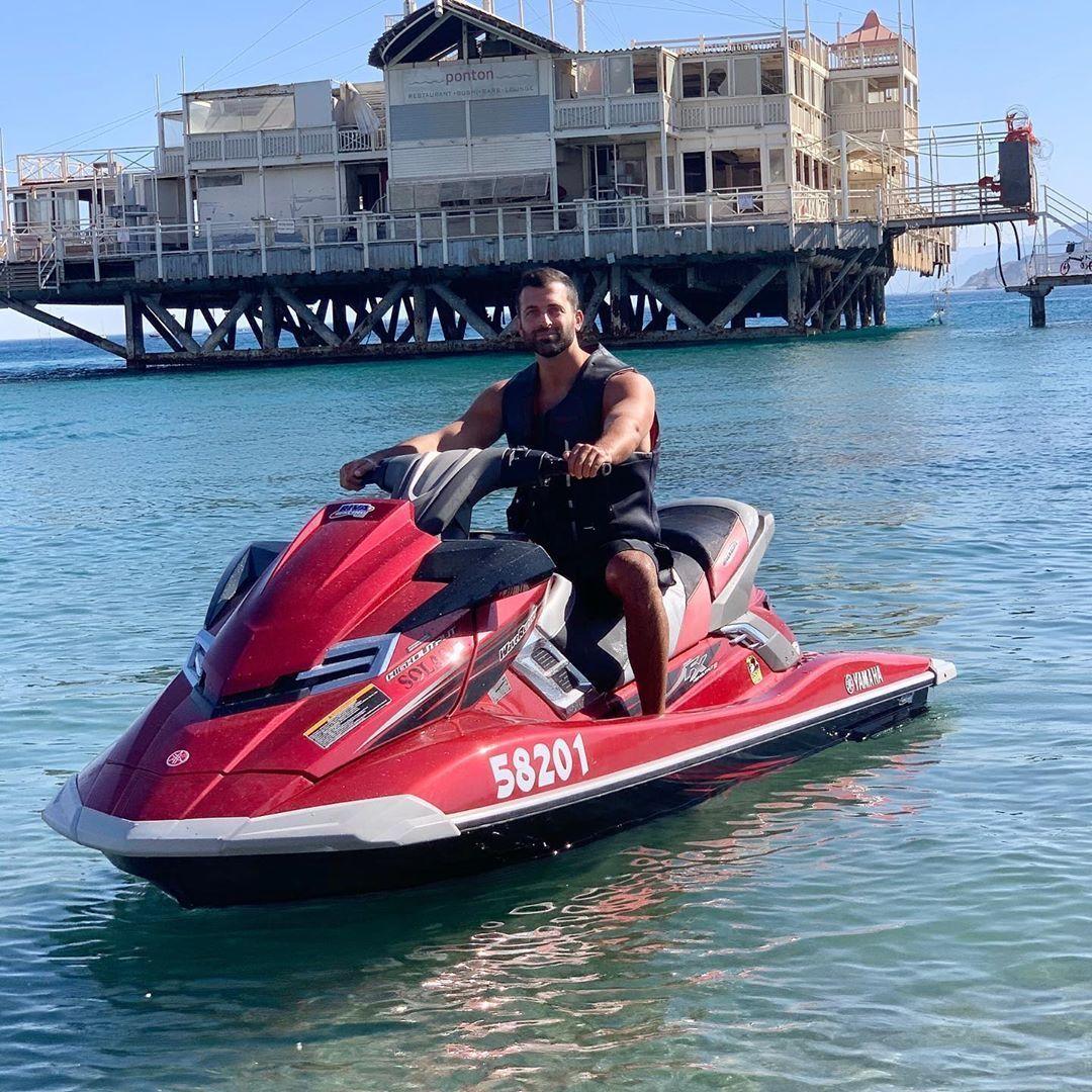 Jet Ski Fun Adrenaline Extreme Vacation Rush Speed 2020