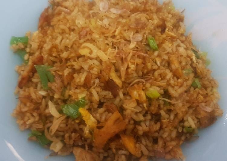Resep Nasi Goreng Bumbu Gulai Oleh Tanty Hapidah Resep Gulai Makanan Resep