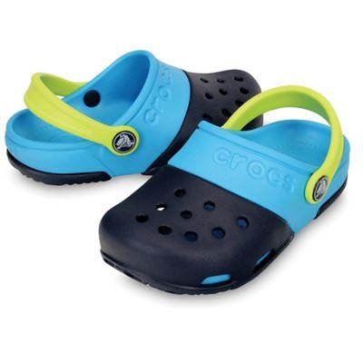 f0471c9b855f Crocs Size 5 Kids  Electro II Clog In Navy electric Blue