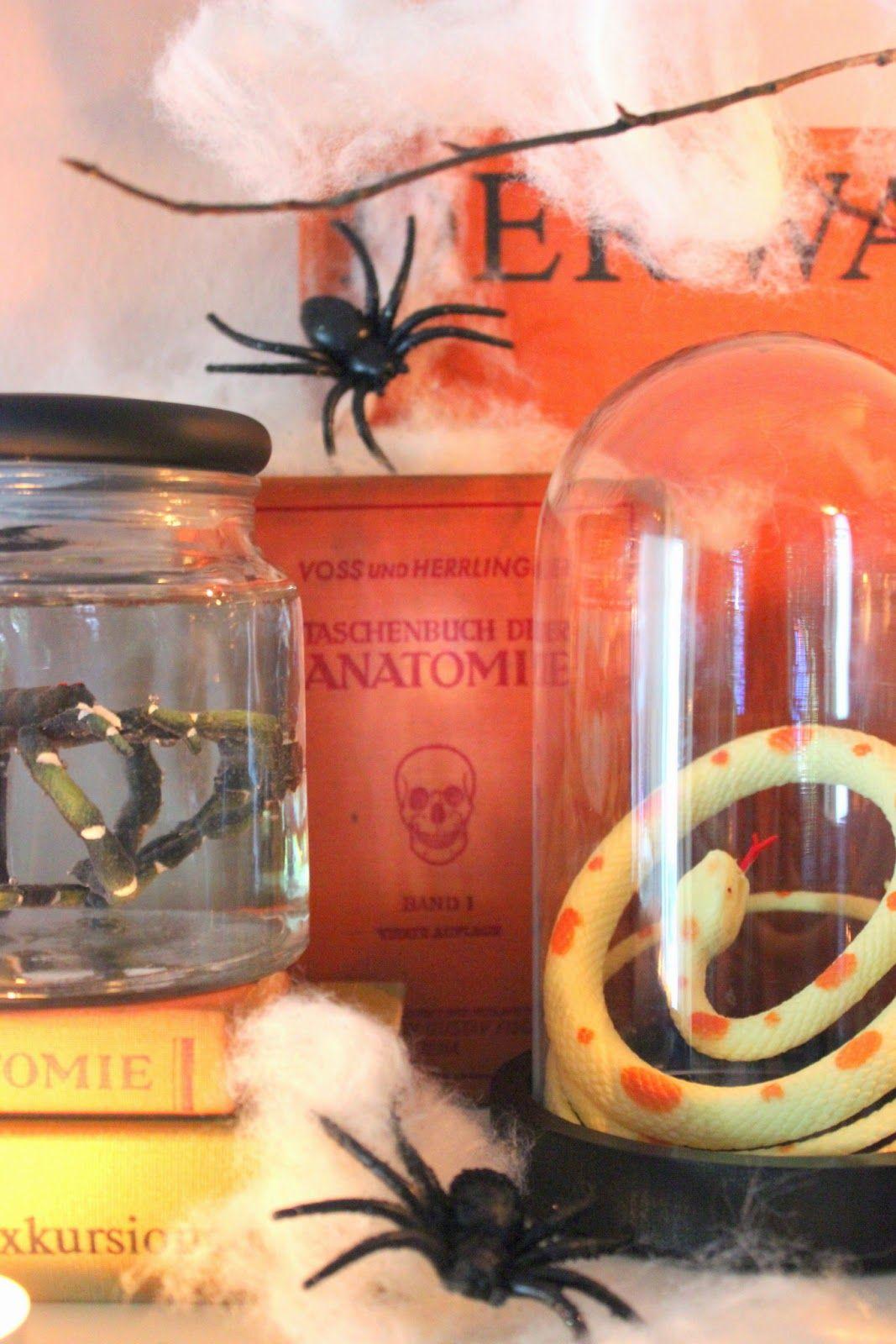 Halloween Alchimisten-Dekoration