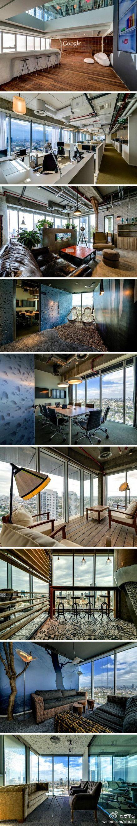 google tel aviv offices rock. Google Tel Aviv By Camenzind Evolution | Aviv, Office And Designs Offices Rock