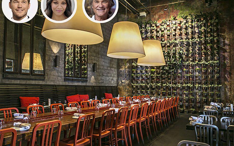 Celebrities Favorite Restaurants 80 Hotspots For Stargazing Romantic Restaurant Atlanta Restaurants Atlanta