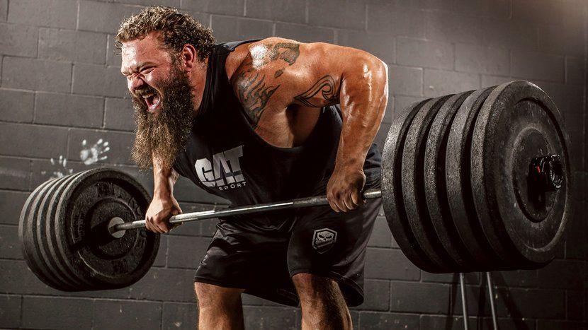 Robert Oberst S Rep Crazy Strongman Workout Bodybuilding Com Powerlifting Workouts Strongman Training Strongman