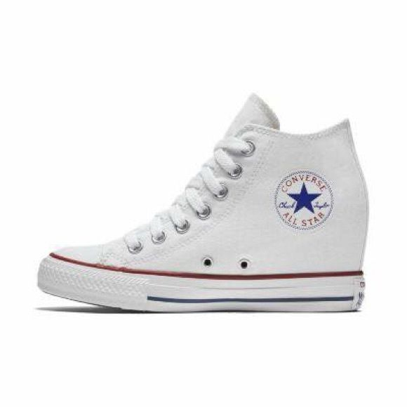 Converse Wedges – With Right Cushion