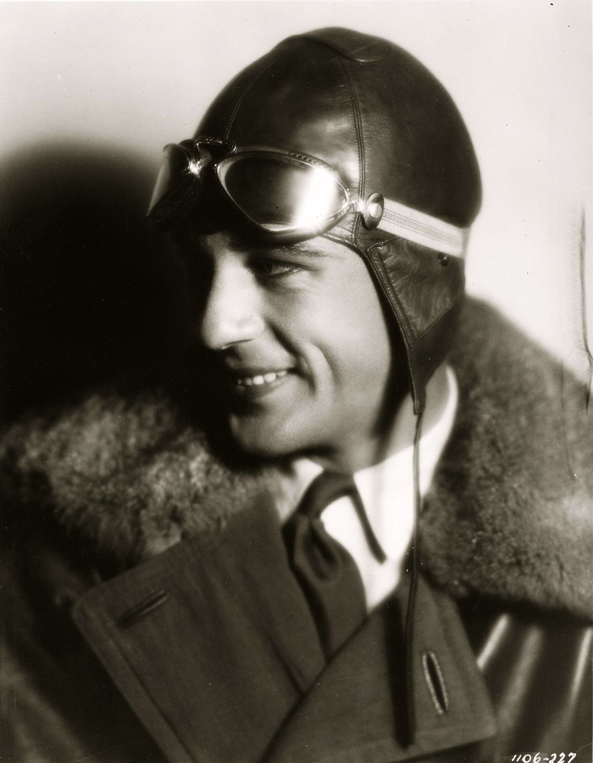 """valentinovamp:    Gary Cooper in """"The Legion of the Condemned"""" (1928)."""