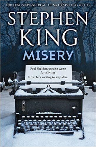 Misery Amazon Co Uk Stephen King 9781444720716 Books Stephen