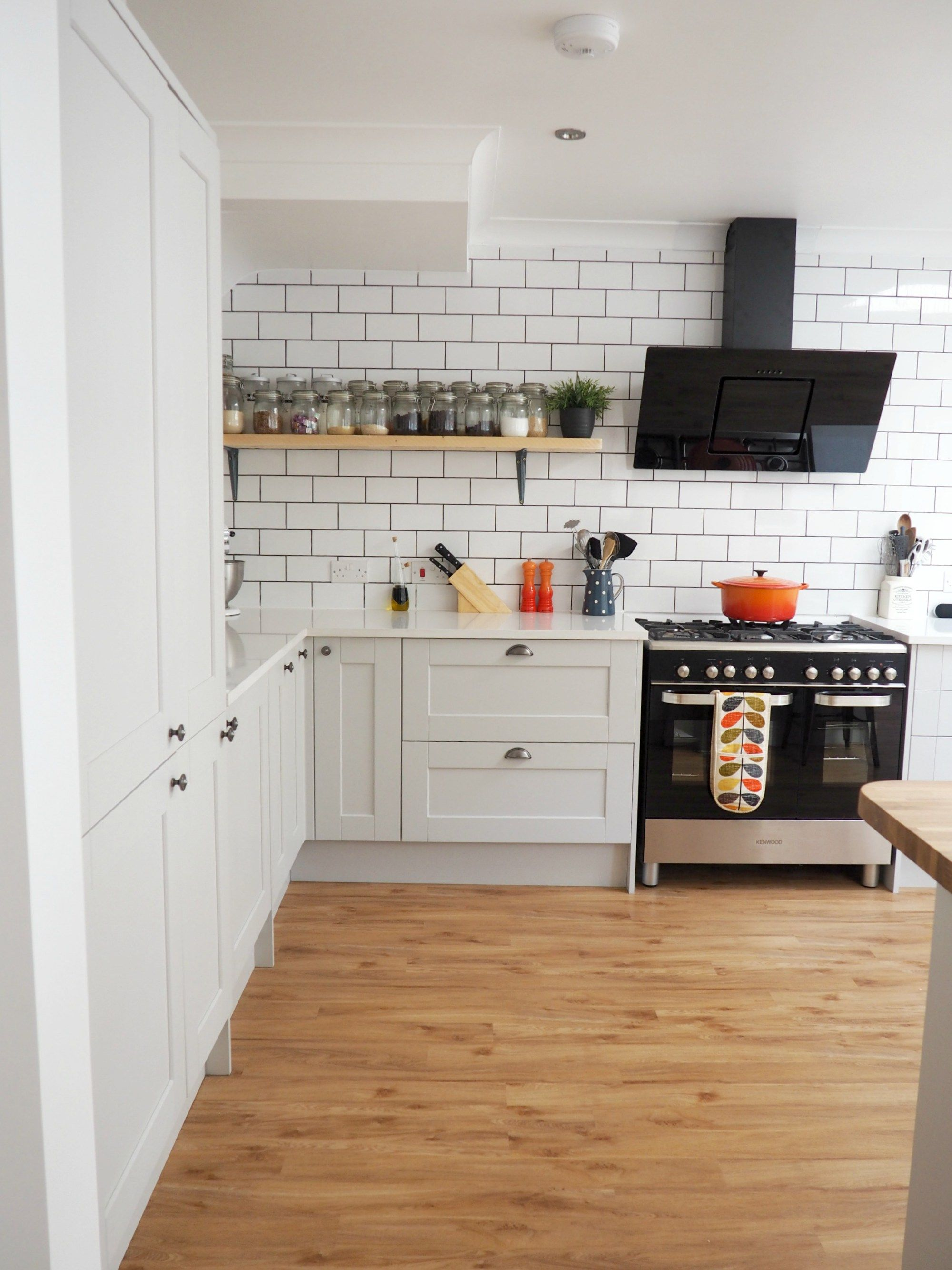 Shaker interior door styles a glimpse of our fab new kitchen renovation easily now my favourite