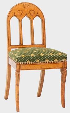 Le Style Restauration 1815 1830 Chaises Antiques Mobilier Chaise