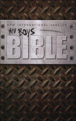 NIV Boys Bible | 6th grade | Books to read online, Niv bible, Bible