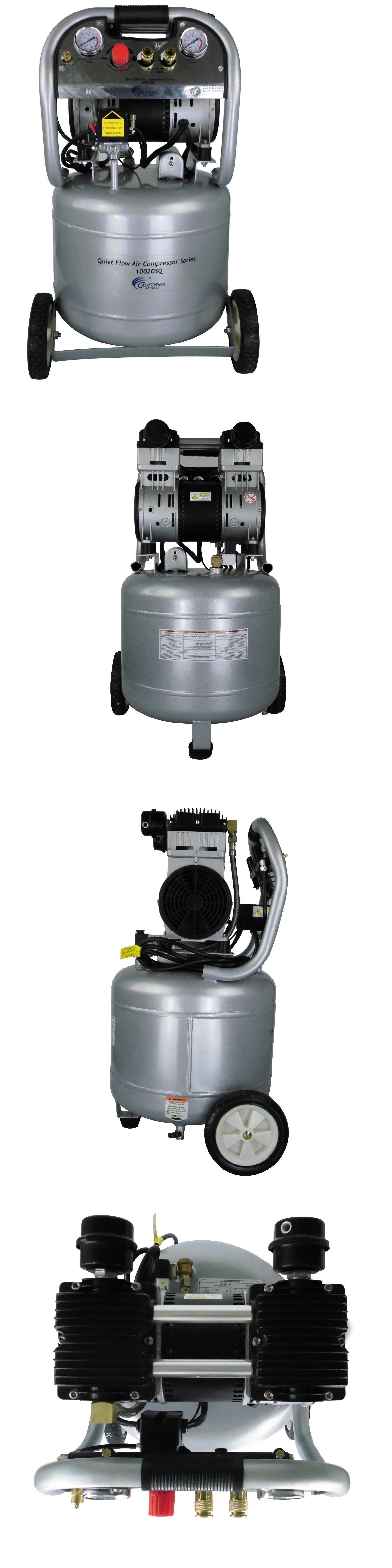 Air Compressors 30506 Quiet Flow 10020Sq By California