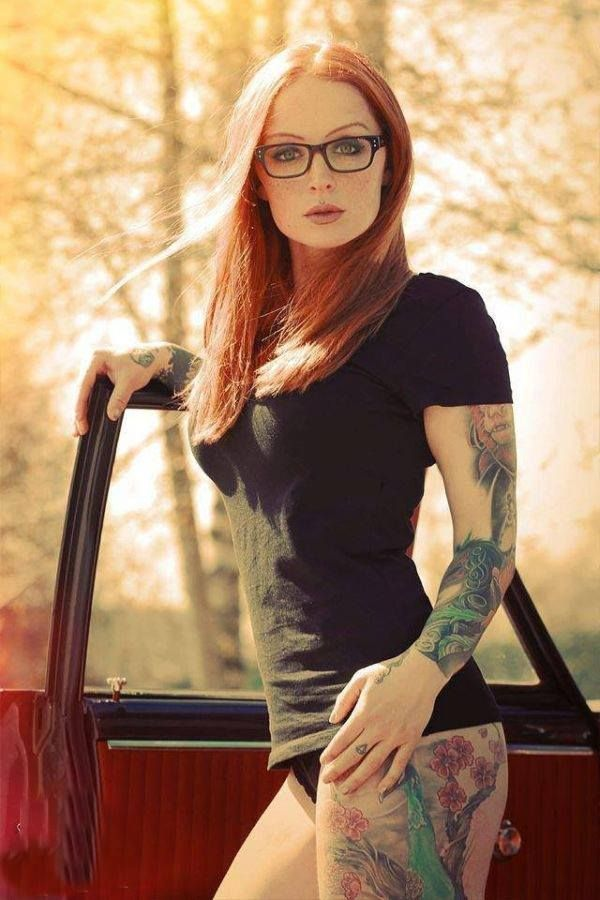 Sexy redheads tumblr