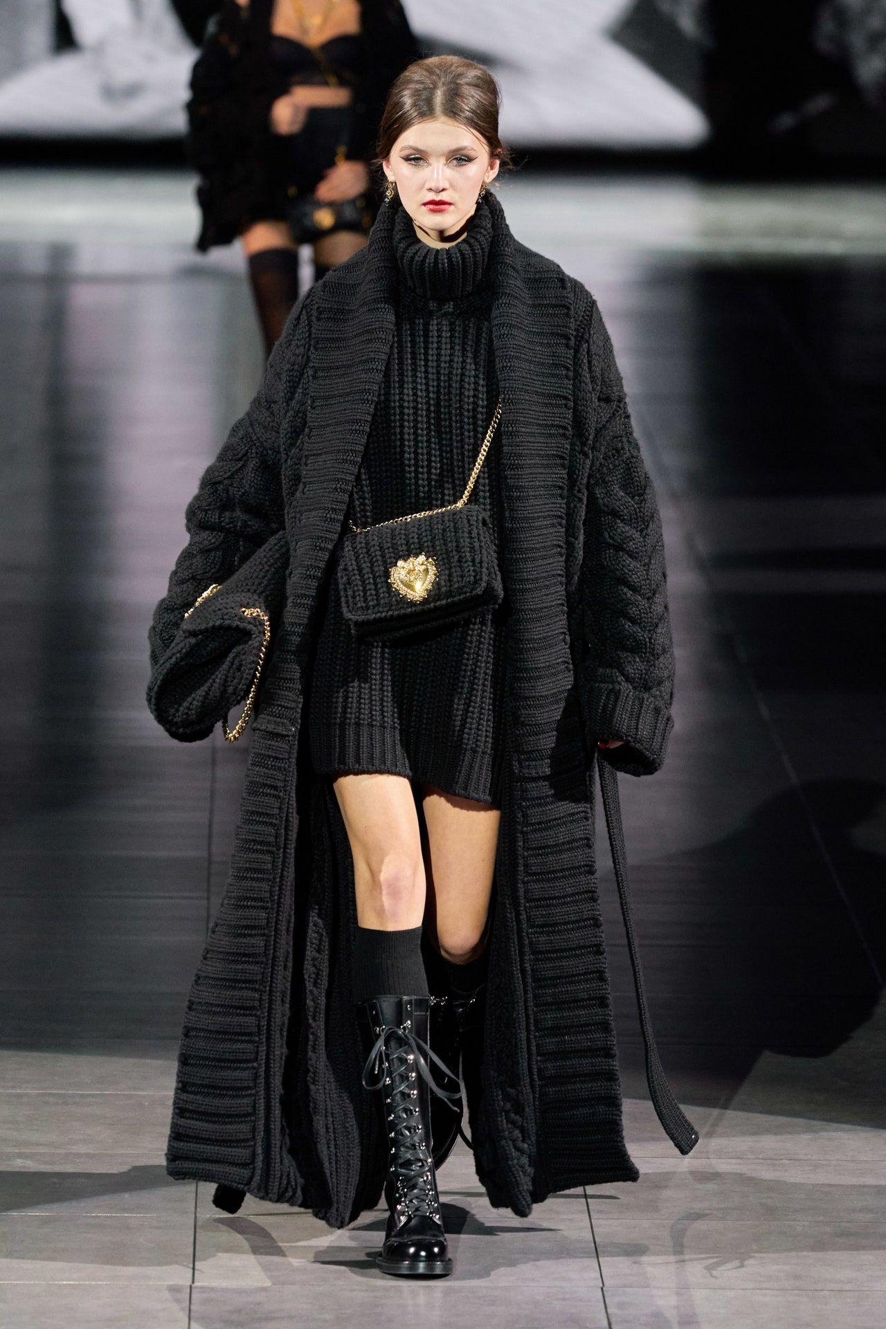 Dolce & Gabbana Herbst/Winter 2020-2021 Ready-to-Wear - Kollektion   Vogue Germany