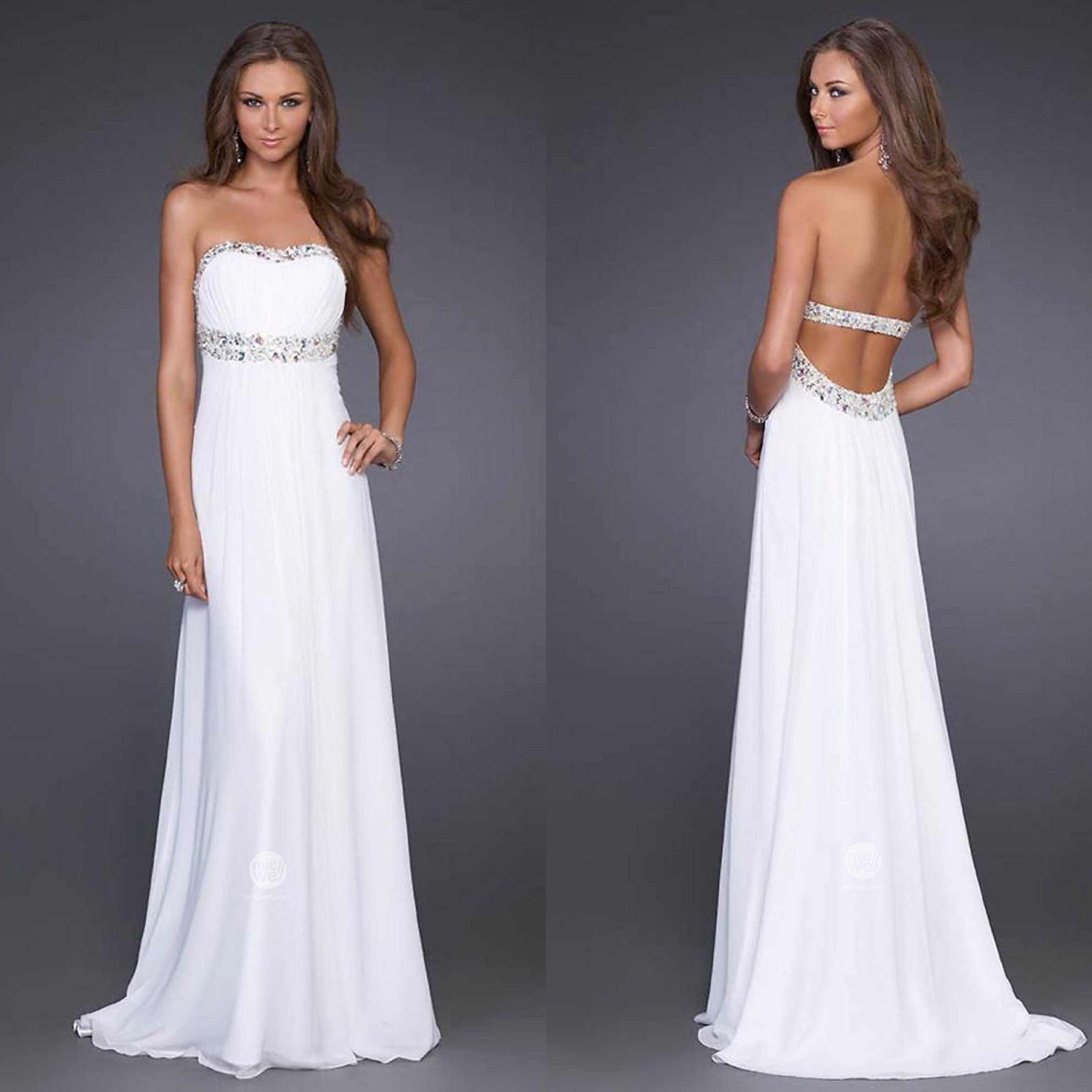 Wedding Dresses, Ivory Prom