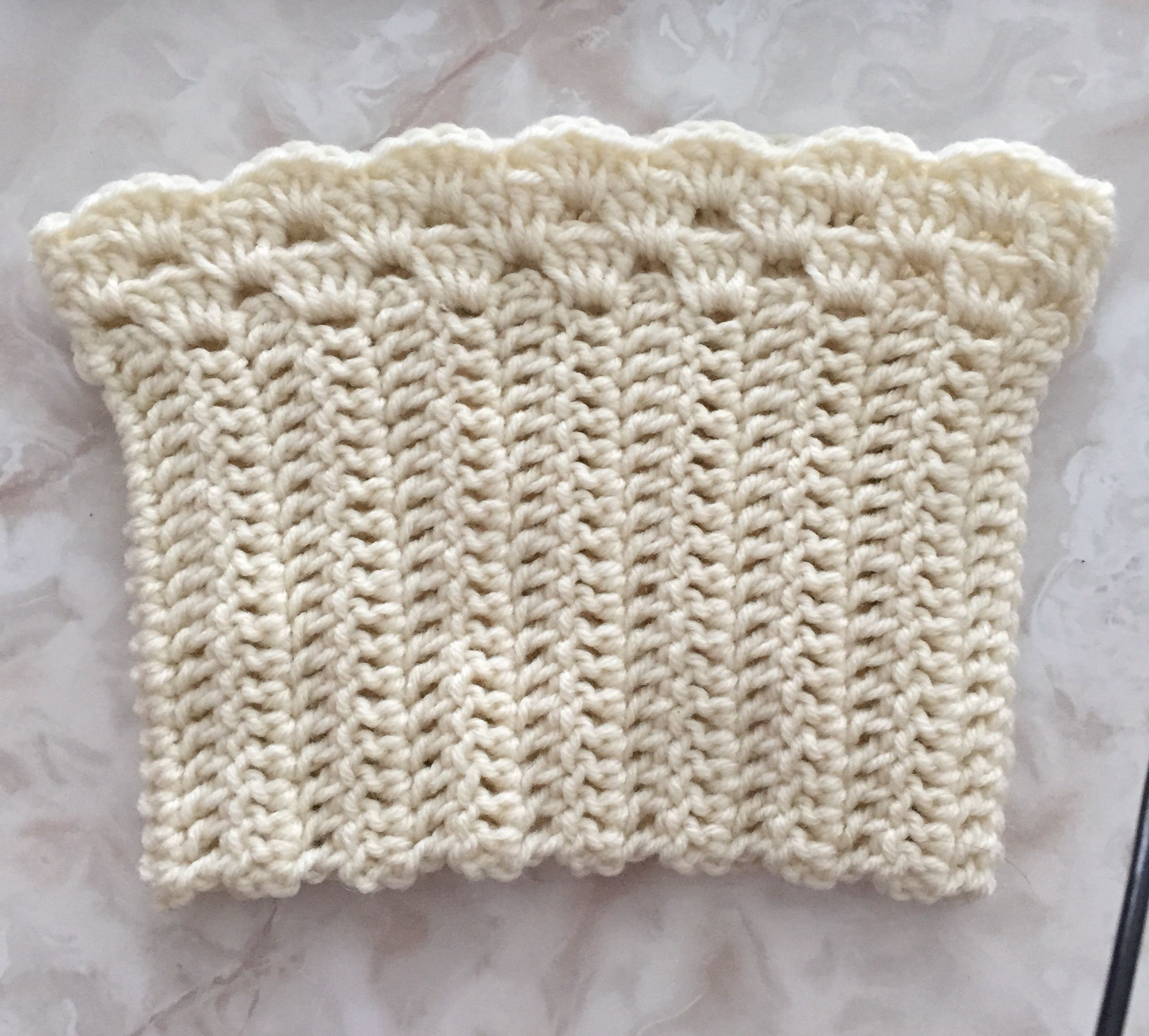 Lacy boot cuff More | crochet | Pinterest | Botas, Tejido y Puños