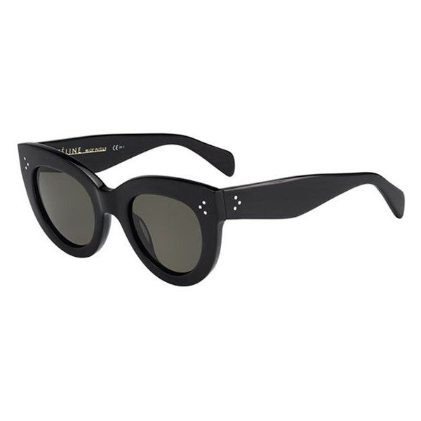 d5b603d764 Celine CL 41050 S Caty 807 1E Sunglasses (1.040 RON) ❤ liked on Polyvore  featuring accessories