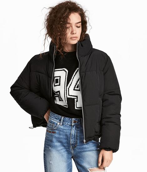 outlet store 8a126 df930 Gigi Hadid trägt eine Winterjacke, die wir uns ALLE leisten ...